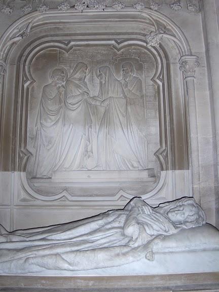 La chapelle royale de Dreux-Королевская капелла в Дрё 19818