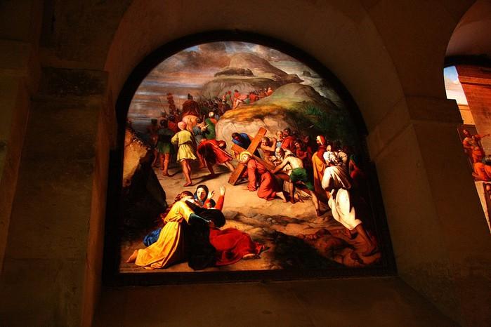 La chapelle royale de Dreux-Королевская капелла в Дрё 91456