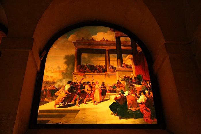 La chapelle royale de Dreux-Королевская капелла в Дрё 52268