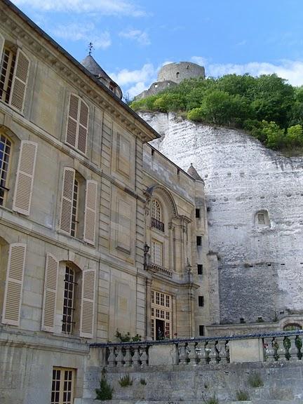 Замок Ла Рош-Гюйон (La Roche-Guyon) 93525