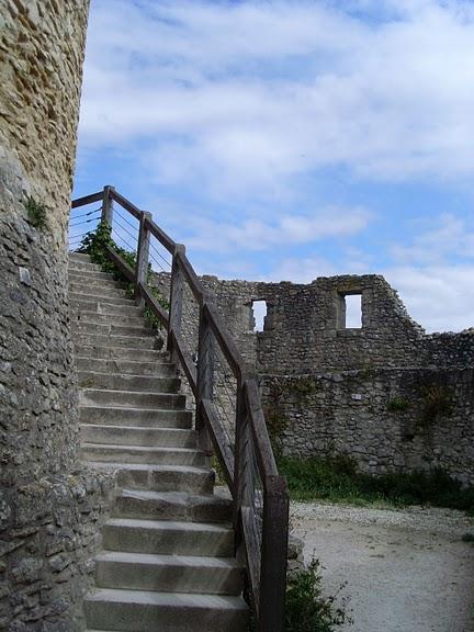Замок Ла Рош-Гюйон (La Roche-Guyon) 53724