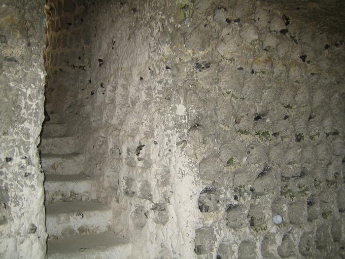 Замок Ла Рош-Гюйон (La Roche-Guyon) 54566
