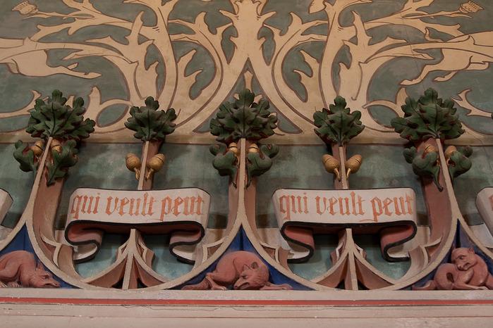 Замок Пьерфон ( фр. Chateau de Pierrefonds ) 27763