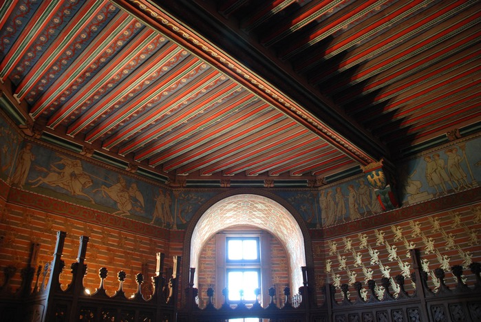 Замок Пьерфон ( фр. Chateau de Pierrefonds ) 65865