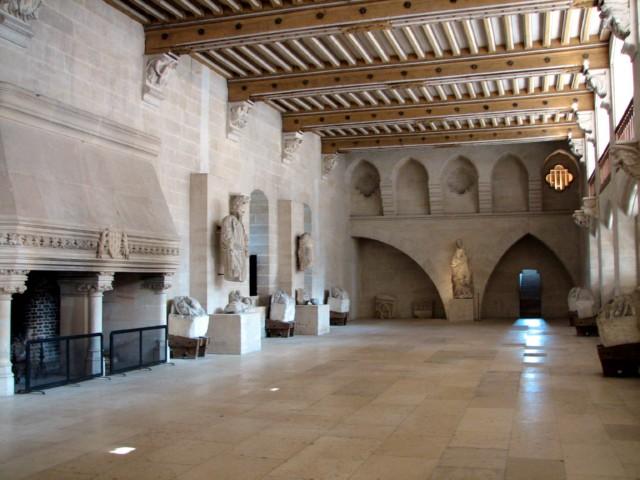 Замок Пьерфон ( фр. Chateau de Pierrefonds ) 44754