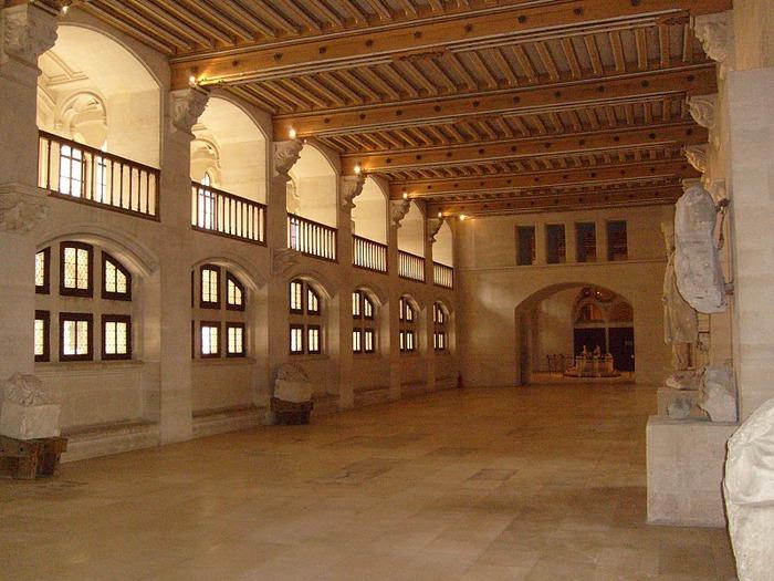 Замок Пьерфон ( фр. Chateau de Pierrefonds ) 11409