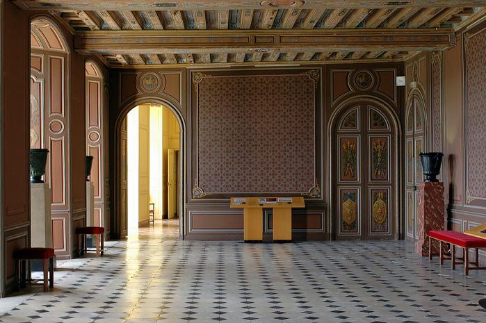 Замок Ла Рош-Гюйон (La Roche-Guyon) 68139