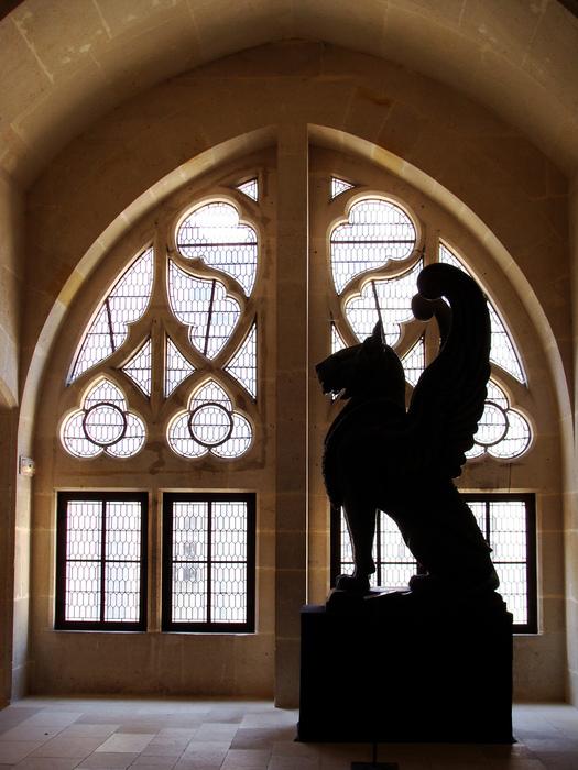 Замок Пьерфон ( фр. Chateau de Pierrefonds ) 41097