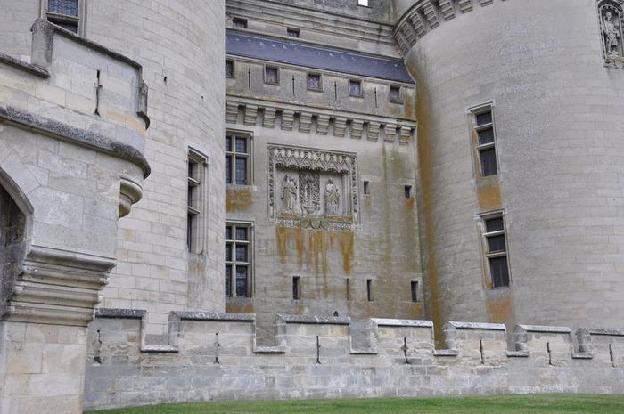 Замок Пьерфон ( фр. Chateau de Pierrefonds ) 62095