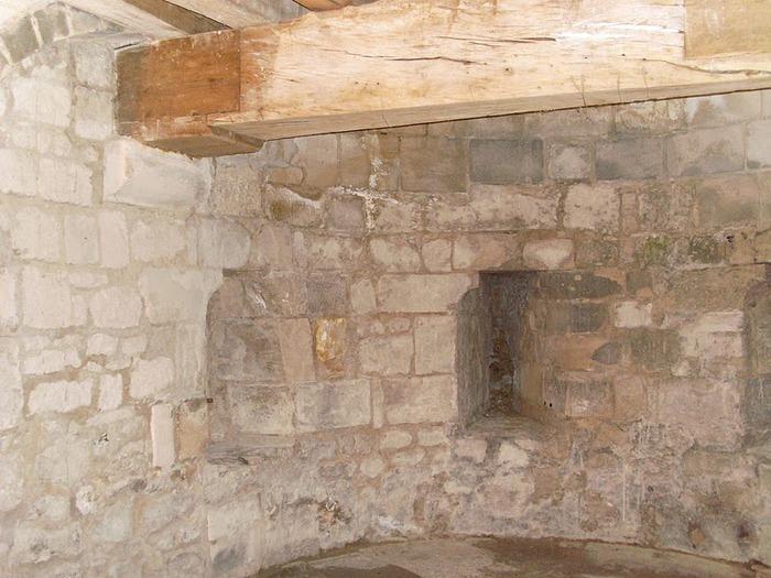 Замок Ла Рош-Гюйон (La Roche-Guyon) 29114