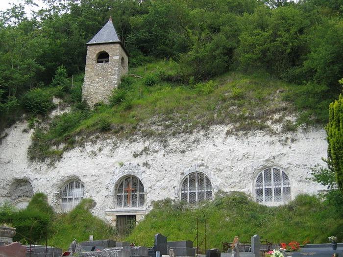 Замок Ла Рош-Гюйон (La Roche-Guyon) 36021