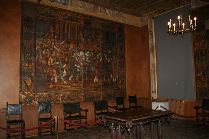 Замок Экуан он же музей Ренессанса 68488