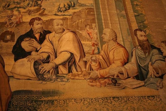 Замок Экуан он же музей Ренессанса 72015