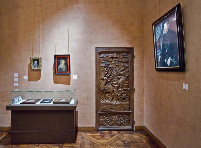 Замок Экуан он же музей Ренессанса 64132