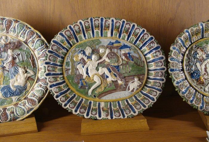 Замок Экуан он же музей Ренессанса 48888