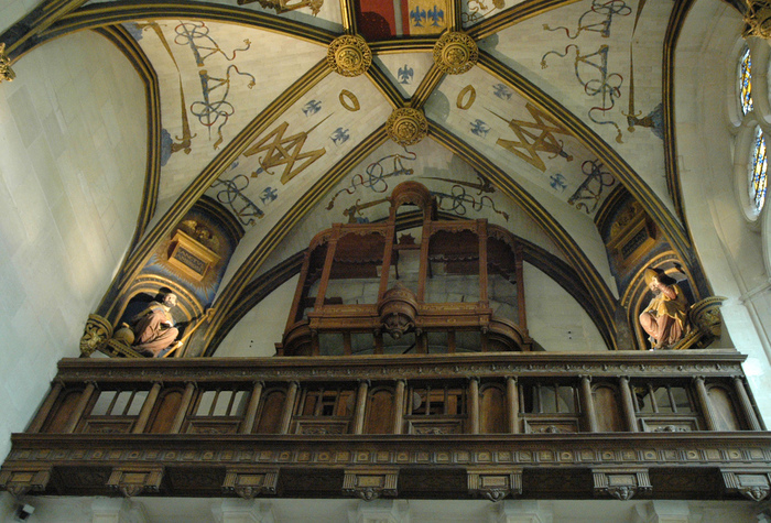 Замок Экуан он же музей Ренессанса 20147