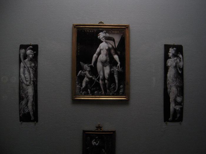 Замок Экуан он же музей Ренессанса 19639