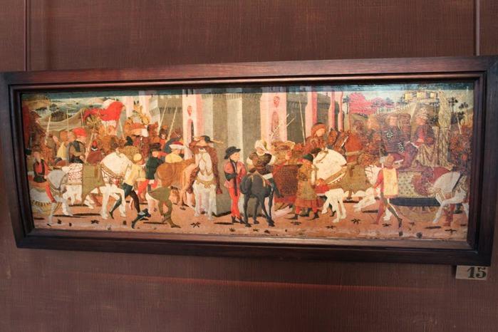 Замок Экуан он же музей Ренессанса 76314