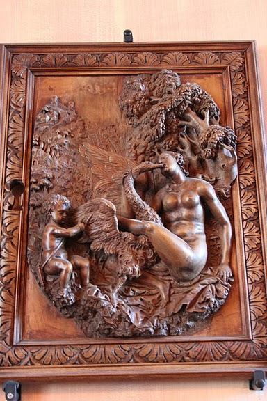 Замок Экуан он же музей Ренессанса 53953
