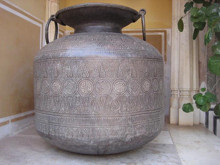 Тадж-Махал в миниатюре - Samode Palace 32679