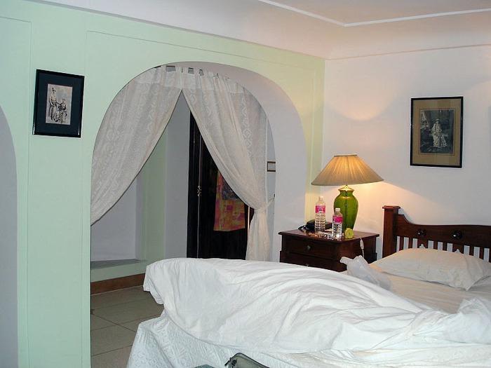 Тадж-Махал в миниатюре - Samode Palace 86790