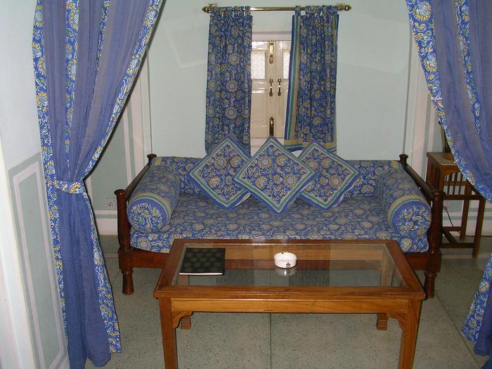Тадж-Махал в миниатюре - Samode Palace 27787