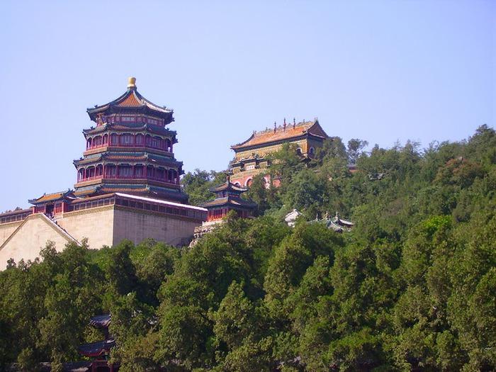 Пекин - Летний дворец императрицы 20035