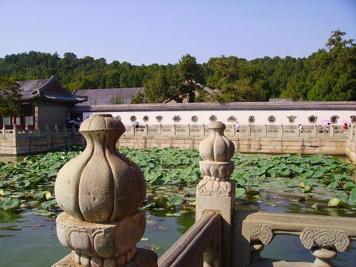 Пекин - Летний дворец императрицы 26354