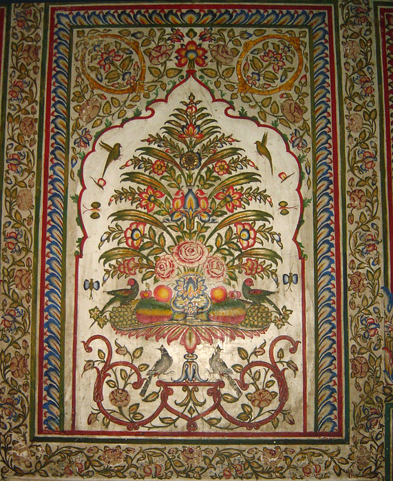 Тадж-Махал в миниатюре - Samode Palace 16667