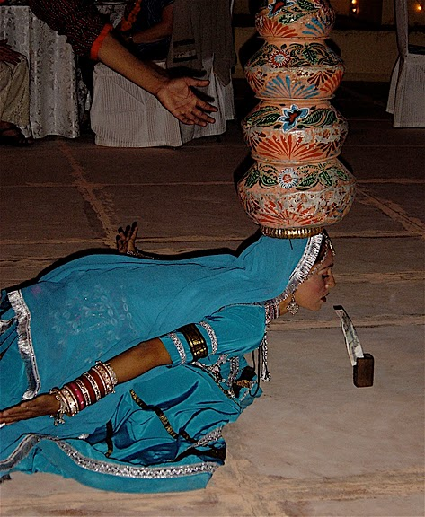 Тадж-Махал в миниатюре - Samode Palace 11699