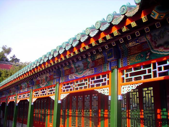 Пекин - Летний дворец императрицы 35679