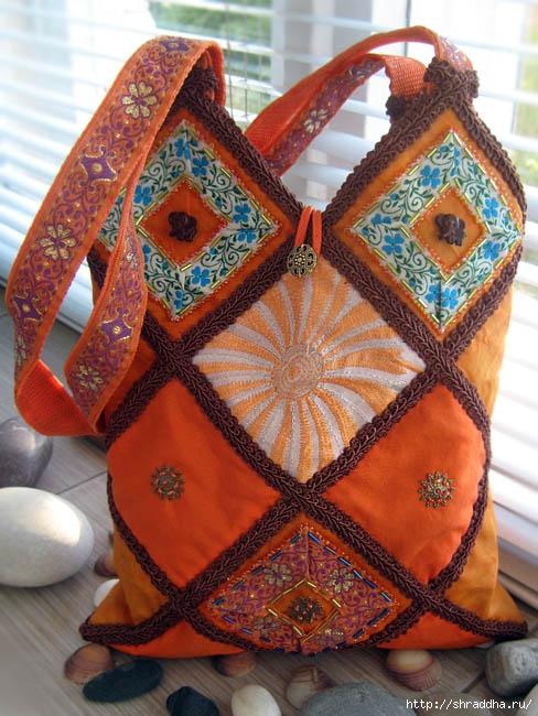сумка hand made