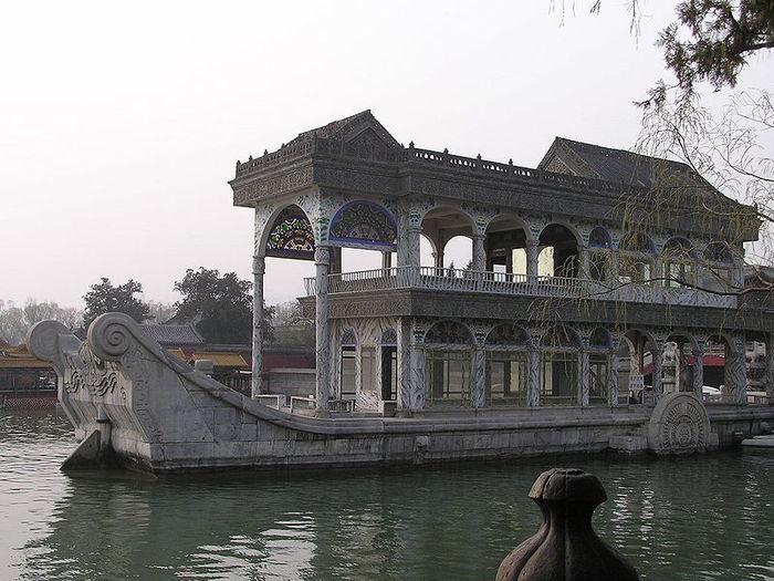 Пекин - Летний дворец императрицы 96662