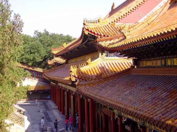 Пекин - Летний дворец императрицы 52450