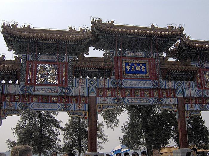 Пекин - Летний дворец императрицы 99057