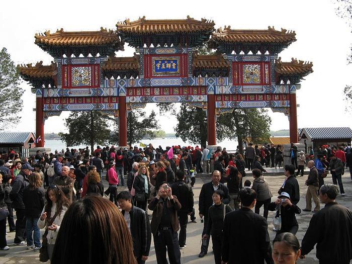 Пекин - Летний дворец императрицы 82981