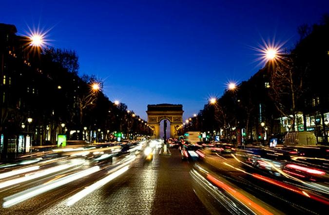 ТОП-50 торговых улиц мира по величине арендных ставок по версии Colliers International.