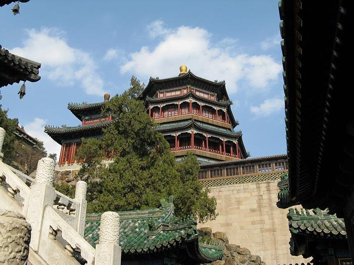 Пекин - Летний дворец императрицы 15746