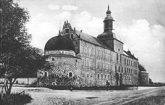 Замок Вадстена (Vadstena) и монастырь Святой Биргитты 59062