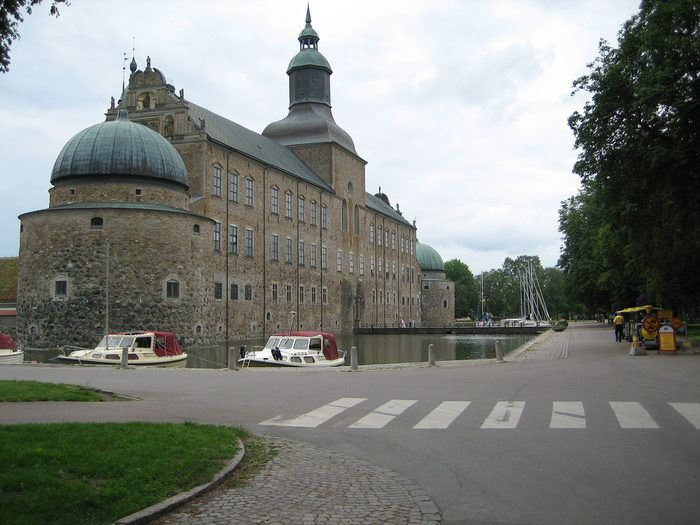 Замок Вадстена (Vadstena) и монастырь Святой Биргитты 97285