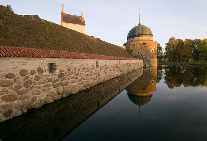 Замок Вадстена (Vadstena) и монастырь Святой Биргитты 41725
