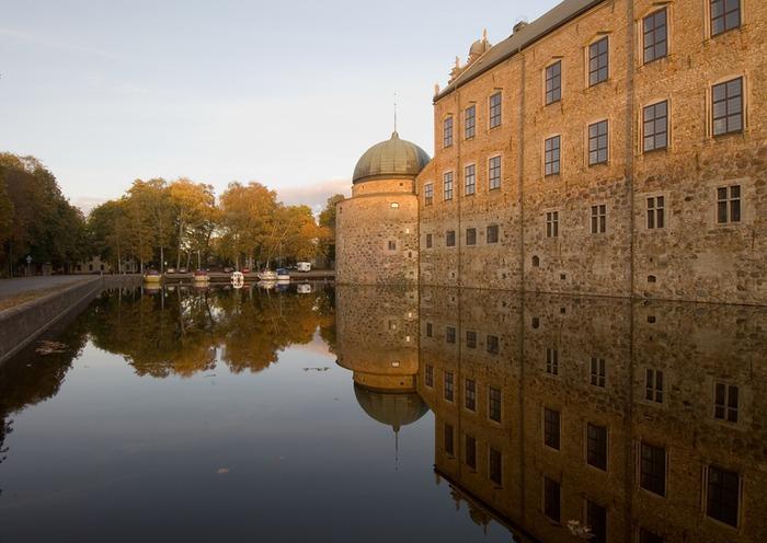 Замок Вадстена (Vadstena) и монастырь Святой Биргитты 95064