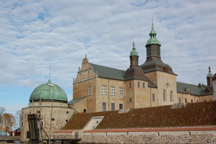 Замок Вадстена (Vadstena) и монастырь Святой Биргитты 59612