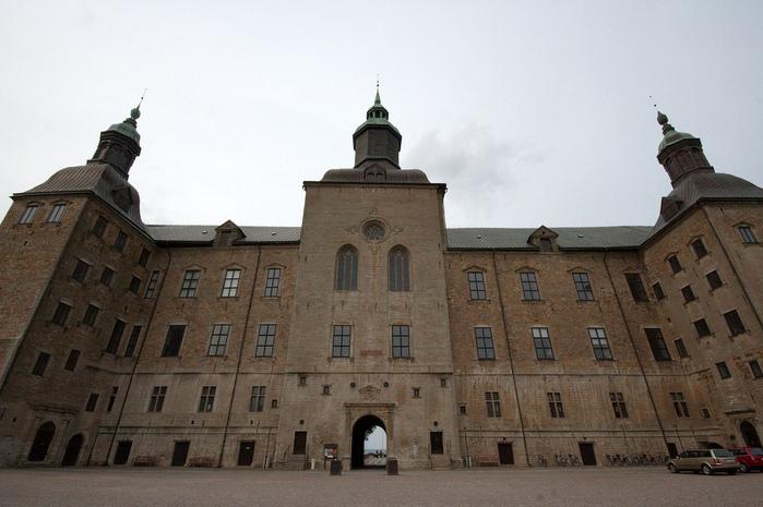 Замок Вадстена (Vadstena) и монастырь Святой Биргитты 83512