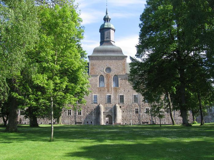 Замок Вадстена (Vadstena) и монастырь Святой Биргитты 15362