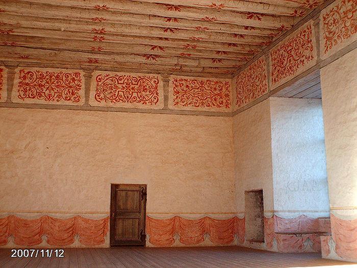 Замок Вадстена (Vadstena) и монастырь Святой Биргитты 64440