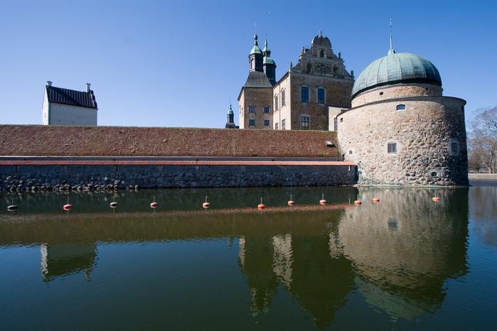 Замок Вадстена (Vadstena) и монастырь Святой Биргитты 69757