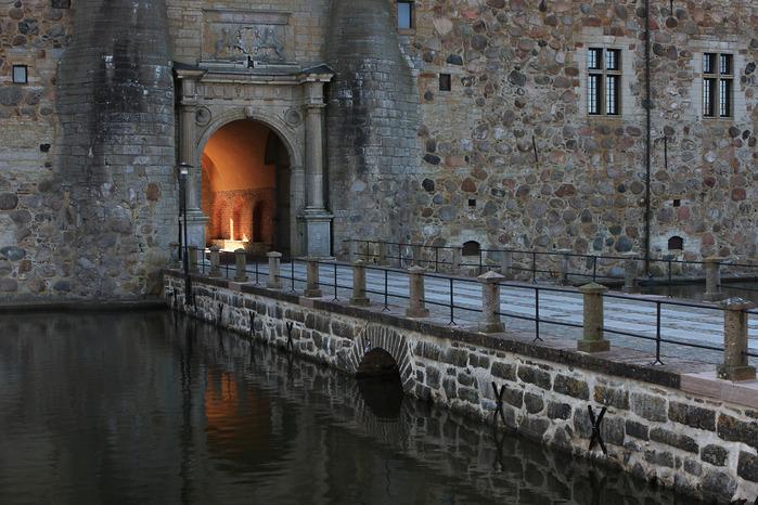 Замок Вадстена (Vadstena) и монастырь Святой Биргитты 34932