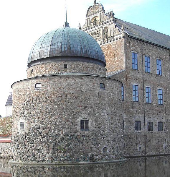 Замок Вадстена (Vadstena) и монастырь Святой Биргитты 78947