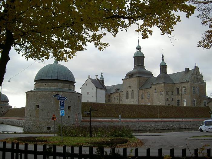 Замок Вадстена (Vadstena) и монастырь Святой Биргитты 98958